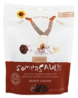 Somersaults - Crunchy Nuggets Sunflower Seed Snacks Dutch