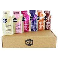 GU Energy Gel Flavor Mix Variety Pack