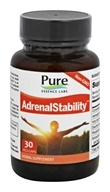 Pure Essence Labs - AdrenalStability - 30 Vegetarian