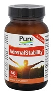 Pure Essence Labs - AdrenalStability - 60 Vegetarian
