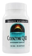 Source Naturals - Coenzyme Q10 100 mg. -