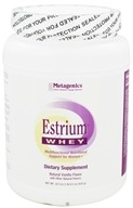 DROPPED: Estrium Whey Powder Natural Vanilla Flavor - 22.5 oz. CLEARANCE PRICED