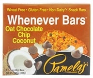 Pamela's Products - Whenever Bars Oat Chocolate Chip