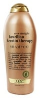 Organix - Shampoo Ever Straight Brazilian Keratin Therapy