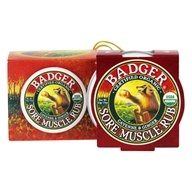 Badger - Sore Muscle Rub Ornament Cayenne &