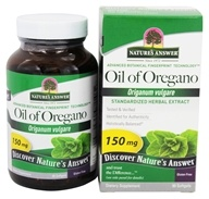 Nature's Answer - Oil of Oregano Standardized 150
