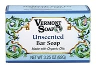 Vermont Soapworks - Bar Soap Unscented - 3.25