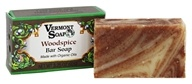 Vermont Soapworks - Bar Soap Woodspice - 3.25