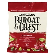 Jakemans - Throat & Chest Menthol Cough Suppressant