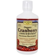 Only Natural - Cranberry Concentrate - 32 oz.