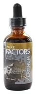 Pure Solutions - Pure Factors Platinum Concentrated Growth
