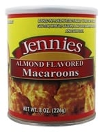 Jennies - Macaroons Almond Flavored - 8 oz.
