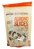 Woodstock Farms - All-Natural Almond Slices Thick -