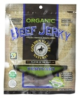Organic Beef Jerky with Naturally Smoked Flavoring