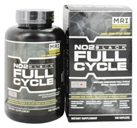 NO2 Black Full Cycle Nitric Oxide Optimizer