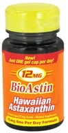 Nutrex Hawaii - BioAstin Hawaiian Astaxanthin 12 mg.