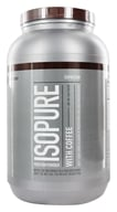 Isopure Protein Powder Coffee