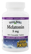 Stress-Relax Melatonin