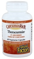 Natural Factors - CurcuminRich Theracurmin 30 mg. -