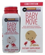 Wellements - Baby Move Prune Concentrate with Prebiotics