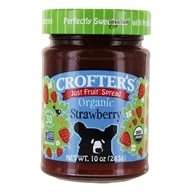 Crofter's Organic - Just Fruit Spread Organic Strawberry