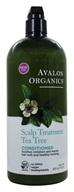 Avalon Organics - Conditioner Scalp Treatment Tea Tree