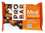 Pro Bar - Whole Food Meal Bar Chocolate