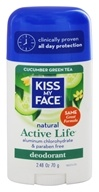 Kiss My Face - Natural Active Life Deodorant