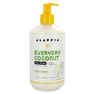 Alaffia - Everyday Coconut Face Cream Nighttime Replenishing