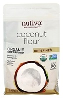 Nutiva - Organic Superfood Unrefined Coconut Flour -
