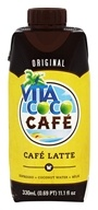 Vita Coco - Cafe Latte Coconut Water Original