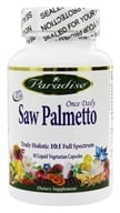 Paradise Herbs - Saw Palmetto - 30 Liquid