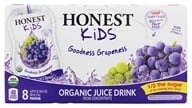 Honest Kids - Organic Juice Drink Goodness Grapeness