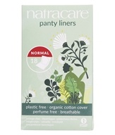 Natracare - Organic Cotton Natural Panty Liners Normal