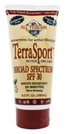 TerraSport Sunscreen Lotion