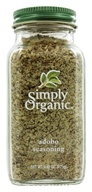 Simply Organic - Adobo Seasoning - 4.41 oz.