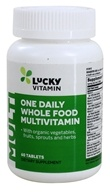 One Daily Whole Food Multivitamin - 60 Tablets