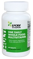 LuckyVitamin - One Daily Whole Food Multivitamin -
