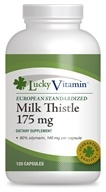 LuckyHerbs - Milk Thistle Extract by LuckyVitamin 175 mg. - 120 Capsules