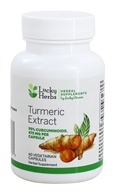 LuckyHerbs - Turmeric Standardized Extract by LuckyVitamin - 60 Vegetarian Capsules