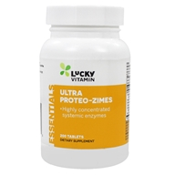 LuckyVitamin - Ultra Proteo-Zimes Highly Concentrated Systemic