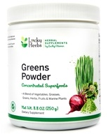 LuckyVitamin - UltraGreens Concentrated Superfood - 8.8 oz.
