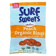 Peach Rings Fruit Snacks