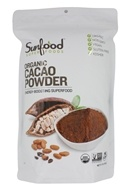 Raw Organic Chocolate Cacao Powder