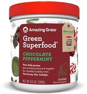 Amazing Grass - Green SuperFood Powder Holiday Blend