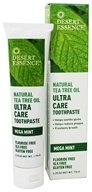 Natural Tea Tree Oil Ultra Care Toothpaste