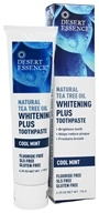 Natural Tea Tree Oil Whitening Plus Toothpaste
