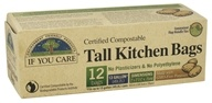 Certified Compostable Tall Kitchen Bags