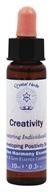 Crystal Herbs - Divine Harmony Essences Developing Positivity Creativity - 0.3 oz.