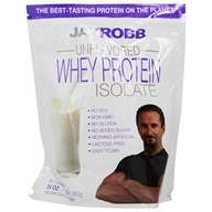 Jay Robb - Whey Protein Isolate Unflavored -